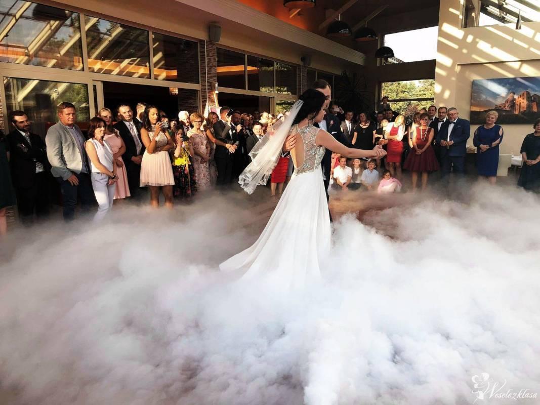 Ciężki dym, Taniec w chmurach, Choco Atrakcje, Zawiercie - zdjęcie 1