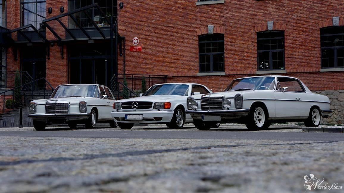 Zabytkowy Mercedes w115 z Klimatyzacją Retro Oldtimer w126 sec, Bielsko-Biała - zdjęcie 1