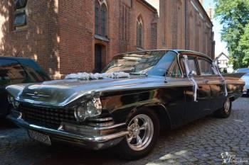 BUICK LESABRE 1959r.  CHEVROLET CORVETTE C3 STINGRAY TARGA 1974r., Samochód, auto do ślubu, limuzyna Biskupiec