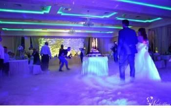 Pierwszy taniec w chmurach, CIEZKI DYM na wesele. Wytwornica dymu CO2, Dekoracje ślubne Trzebinia