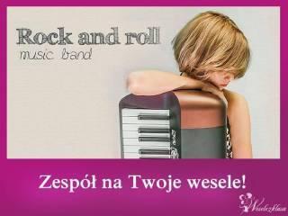 Zespół muzyczny na żywo - Rock and Roll - gramy wesela!,  Łódź