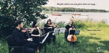 Kwartet smyczkowy Dell'arte na Twój wymarzony ślub i wesele!!!, Oprawa muzyczna ślubu Jastrzębie-Zdrój