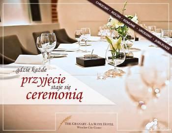The Granary - La Suite Hotel, Sale weselne Lubań