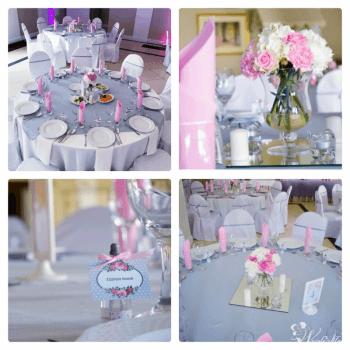 Magic&Event; - dekoracje ślubne i okolicznościowe, Dekoracje ślubne Oborniki