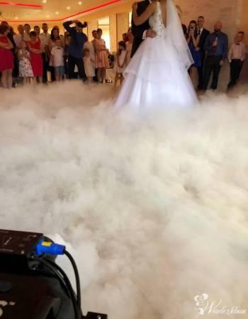 Taniec w Chmurach, wytwornica białych obłoków od GoldCeremony, Ciężki dym Katowice