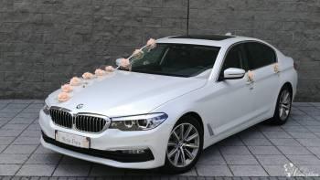BMW seria 5 G30 Wolne terminy !!!!, Samochód, auto do ślubu, limuzyna Będzin
