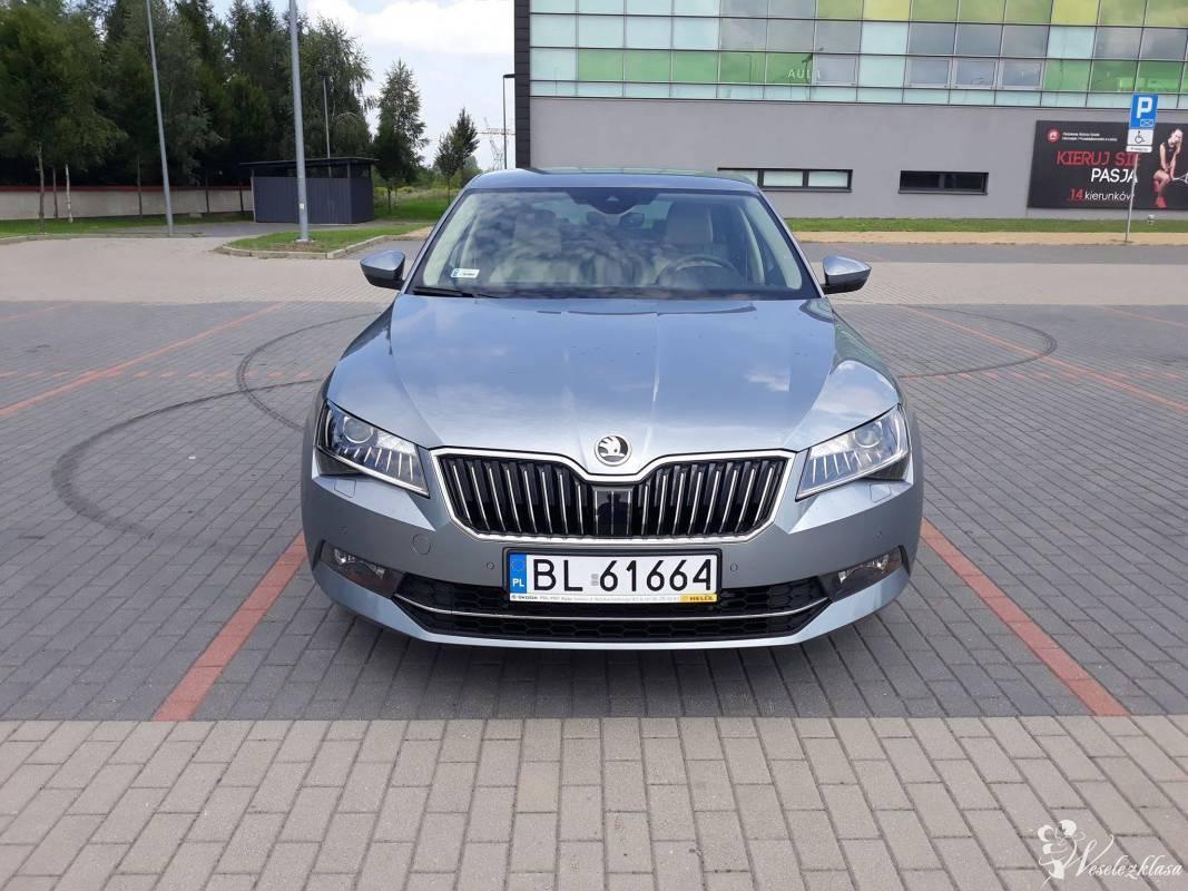 Auto do ślubu - SKODA SUPERB, Łomża - zdjęcie 1