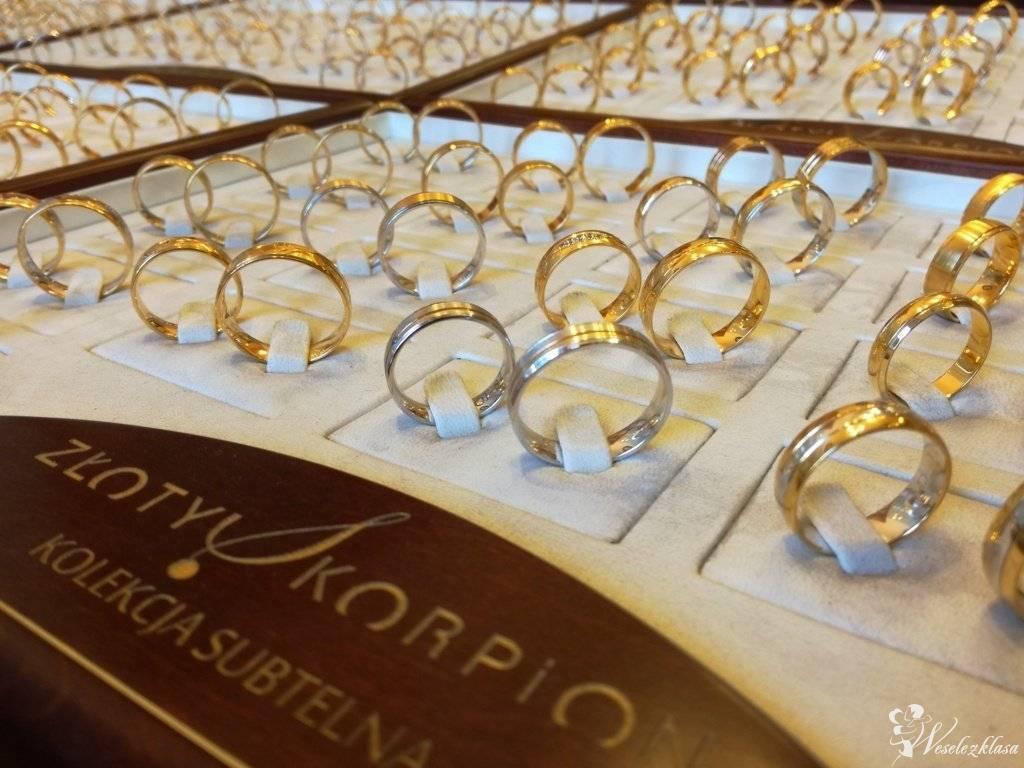 Złote obrączki ślubne, z Waszego złota - Firma Jubilerska RAJ, Legnica - zdjęcie 1