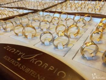 Złote obrączki ślubne, z Waszego złota - Firma Jubilerska RAJ, Obrączki ślubne, biżuteria Jelenia Góra