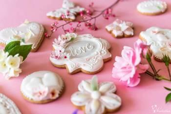 Lukier Puder -  niepowtarzalne lukrowane ciasteczka i zdobienia tortów, Prezenty ślubne Działoszyce