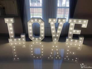 Świecący ledowy napis LOVE 130cm,  Ostrowiec Świętokrzyski