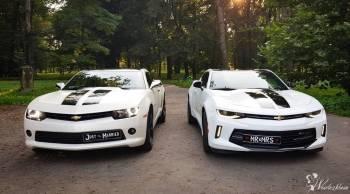 Camaro 2014 - *Biała* Perła oraz Camaro 2016RS - Prowadź Sam!, Samochód, auto do ślubu, limuzyna Alwernia