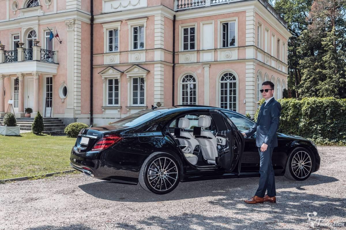 Mercedes S Long / C63 / E63 / GLE63 AMG / Audi / Range Rover / Porsche, Warszawa - zdjęcie 1