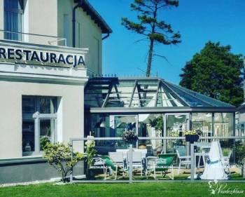 Villa Zagórze, Sale weselne Reda