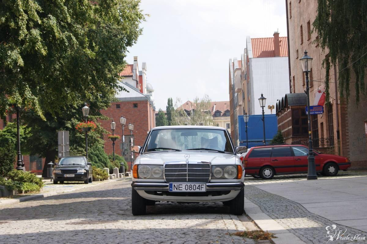 Auto do Ślubu, Mercedes-Benz 250., Elbląg - zdjęcie 1