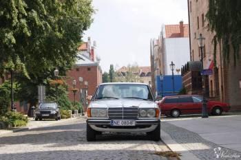 Auto do Ślubu, Mercedes-Benz 250., Samochód, auto do ślubu, limuzyna Mikołajki