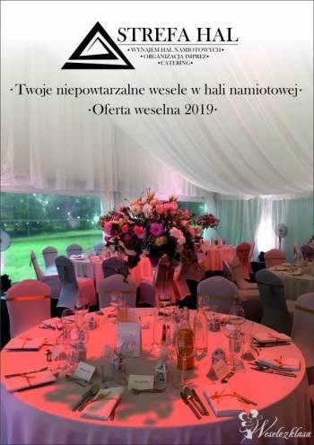 Kompleksowa obsługa wesel: wynajem namiotów, catering !, Wypożyczalnia namiotów Ścinawa