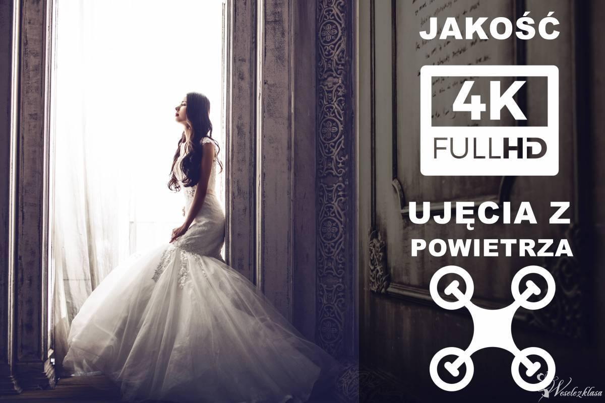 Filmrecord | Niecodzienne filmy ślubne | Teledysk | Dron | Sprawdź!, Katowice - zdjęcie 1