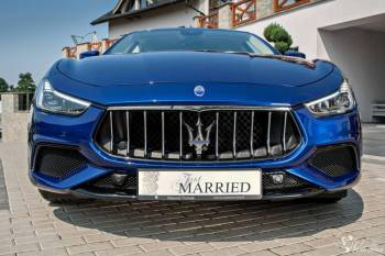 Wynajem samochodów do ślubu: Lexus NX, Maserati Ghibli, Mercedes W115, Samochód, auto do ślubu, limuzyna Oświęcim