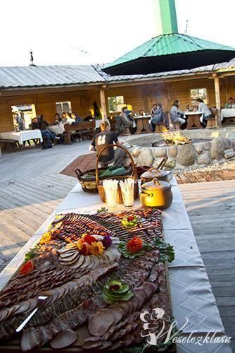 Karczma oraz wiata grillowa, - do 150 gości, Sale weselne Kleszczele