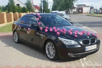 Auto do Ślubu BMW 5, Samochód, auto do ślubu, limuzyna Białystok