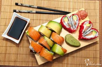 Sushi na weselu, Unikatowe atrakcje Toszek