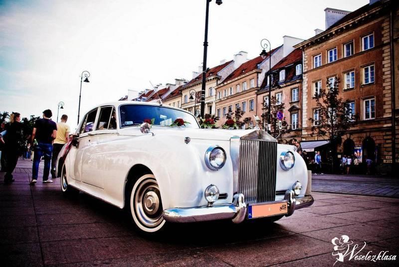 Zabytkowy Rolls-Royce Silver Cloud i inne do ślub, Warszawa - zdjęcie 1
