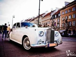 Zabytkowy Rolls-Royce Silver Cloud i inne do ślub,  Warszawa