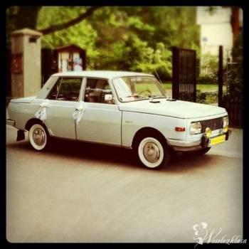 zabytkowy Wartburg 353 Deluxe z 1976r. do ŚLUBU, Samochód, auto do ślubu, limuzyna Siedlce