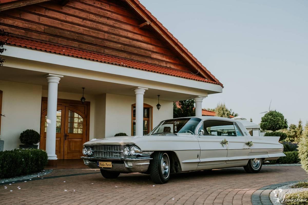 Cadillac - samochód do ślubu, Gniezno - zdjęcie 1