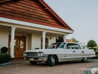 Cadillac - samochód do ślubu,  Gniezno