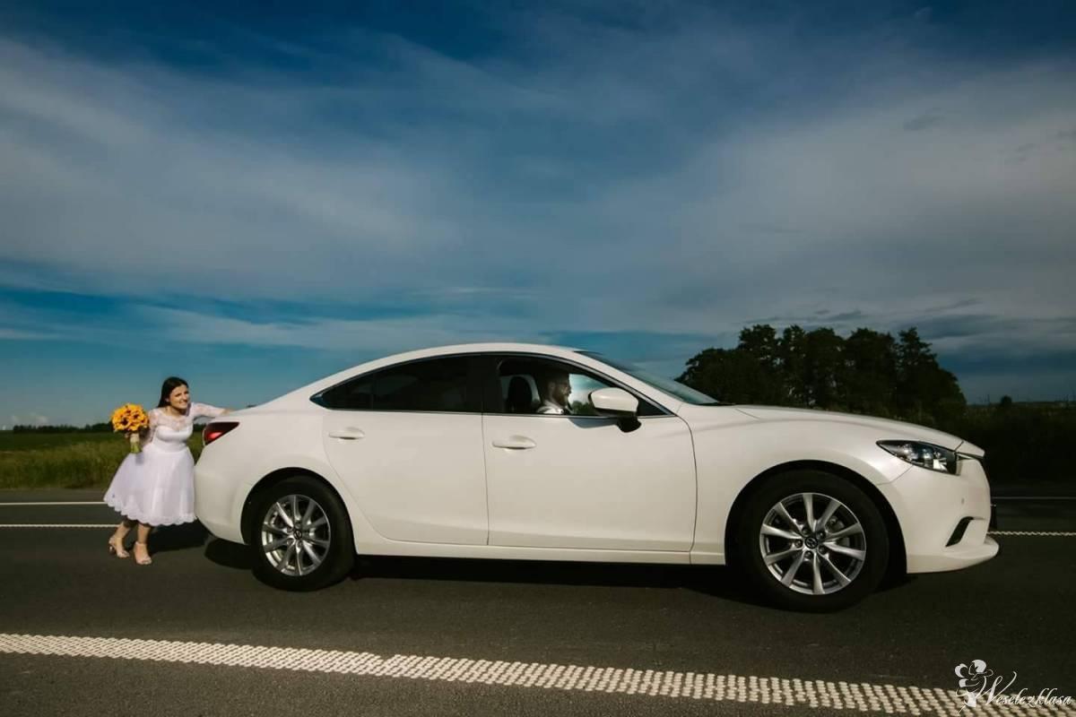 Mazda 6 *Biała* perła! bardzo polecam! 400zł Tylko do końca roku 2018!, Rybnik - zdjęcie 1