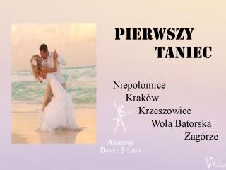 Pierwszy taniec - kursy i lekcje indywidualne, Szkoła tańca Niepołomice