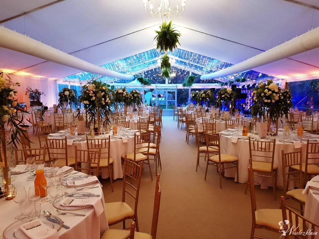 Wynajem namiotów, namiot na wesele, wesele w namiocie, hala namiotowa, Warszawa - zdjęcie 1