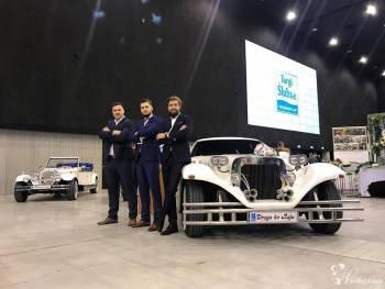 Projekt Love- wyjątkowe samochody ślubne, Samochód, auto do ślubu, limuzyna Oświęcim