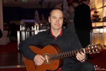 Gitarzysta na ślub, wesele lub event. Solo i z podkładem muzycznym, Artysta Łódź