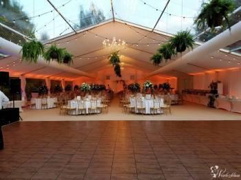 Hala transparentna, hale namiotowe, wynajem namiotów, namioty weselne, Wypożyczalnia namiotów Zakopane
