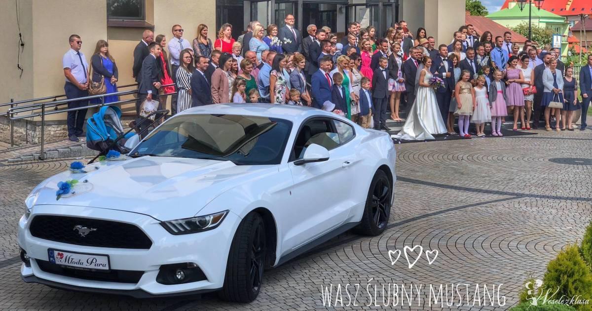 Ślubny Mustang, Rzeszów - zdjęcie 1
