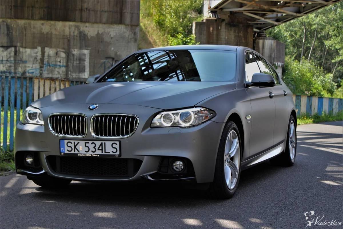 Piękne i rzadko spotykane BMW serii 5 (F10) - wygoda, elegancja i styl, Katowice - zdjęcie 1