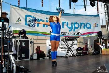 Mażoretki i Cheerleaderki TAKT JASIONÓWKA, Pokaz tańca na weselu Białystok