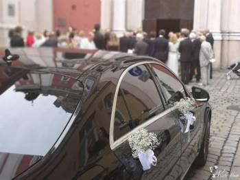 Limuzyna do ślubu Mercedes S klasa cudowny, Samochód, auto do ślubu, limuzyna Pobiedziska