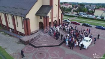 Dron na weselu, Kamerzysta na wesele Przasnysz