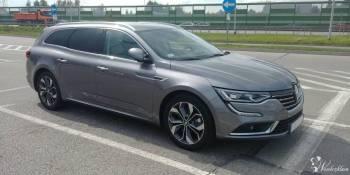 Nowy Renault Talisman Limited Edition Sl Magnetic, Samochód, auto do ślubu, limuzyna Jastarnia