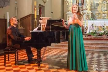 Oprawa Muzyczna Ślubu-Ave Maria- Sopran- Śpiew na Ślubie - Śpiewaczka, Oprawa muzyczna ślubu Skała