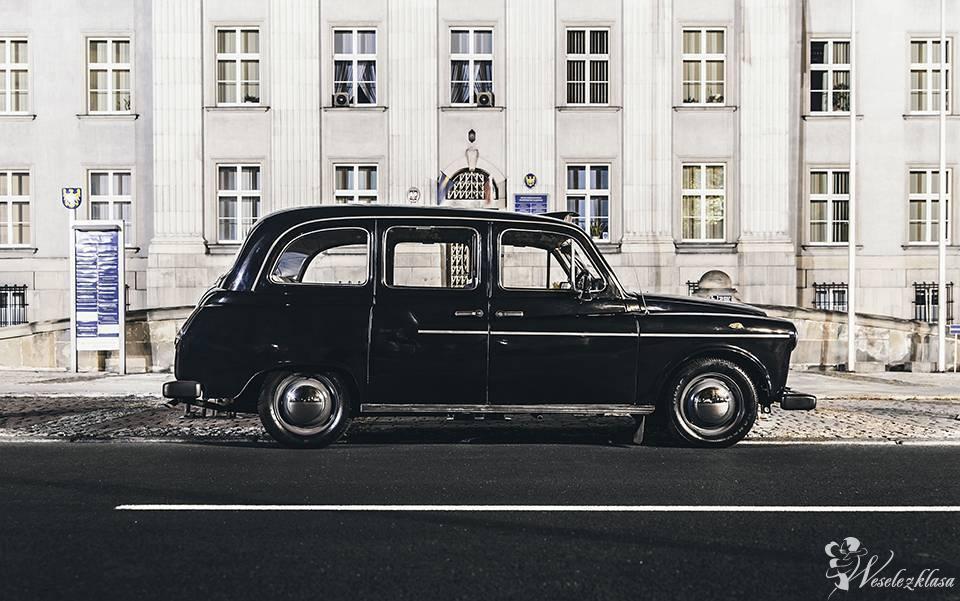 Taxi London - angielska taksówka, auto do ślubu, Tychy - zdjęcie 1