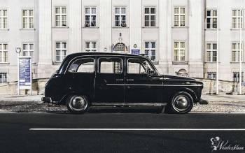 Taxi London - angielska taksówka, auto do ślubu, Samochód, auto do ślubu, limuzyna Wodzisław Śląski