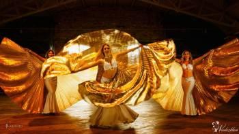 Taniec brzucha - wesela, urodziny, imprezy firmowe., Pokaz tańca na weselu Tarczyn