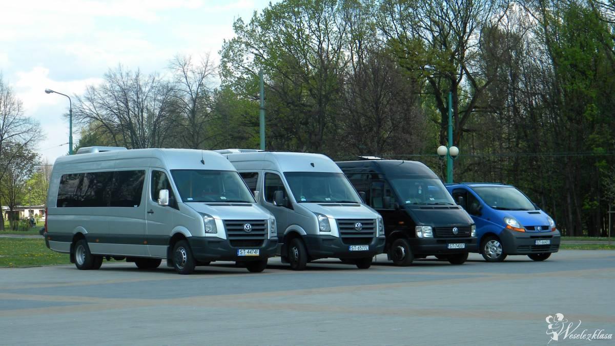 Przewóz osób, wynajem busów na Wesele, autobusy, Gości przewóz, busy, Tychy - zdjęcie 1