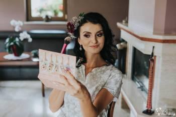 Profesjonalny makijaż ślubny i okolicznościowy z dojazdem, Makijaż ślubny, uroda Orzesze