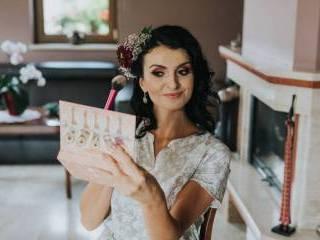 Profesjonalny makijaż ślubny i okolicznościowy z dojazdem,  Ruda Śląska